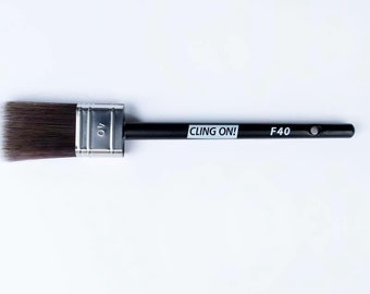 Cling On F40 Paint Brush