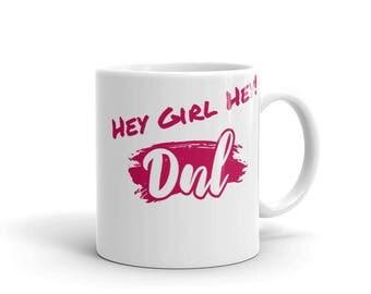 DNL Main Mug with logo on both sides