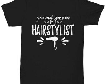 Hairstylist, Hairstylist Shirt, Hairstylist Tshirt, Hairstylist Gift, Hairstylist Gifts, Hairdresser Tshirt, Hairstylist T-shirt, Black Tee