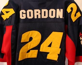 Vintage '04 Embroidered Jeff Gordon Racing Jersey - XL
