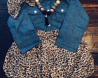 Cheetah outfit