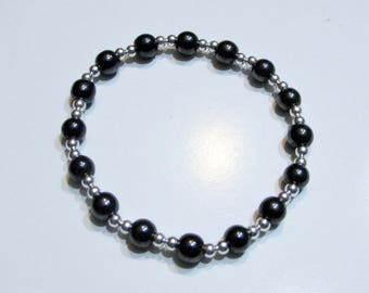 Black hematite Bracelet