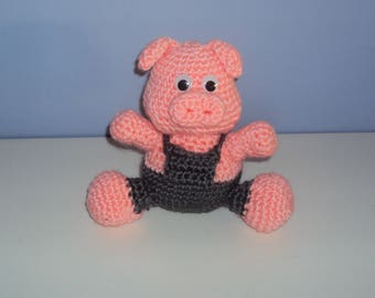 Handcrafted Piggy Tome