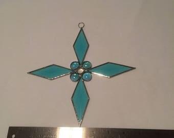 Turquoise sparkler