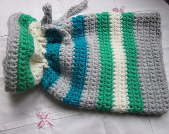 traditional hot water bottle cover