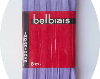 bias cotton Belbiais 5 m - purple