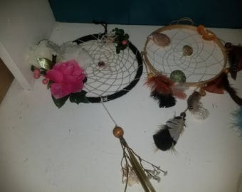 dream catchers,