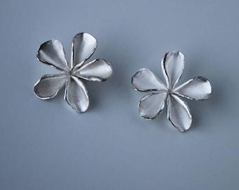 Apple Blossom Earrings (medium)