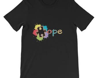 Hope Short-Sleeve Unisex T-Shirt