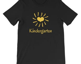 Kindergarten Short-Sleeve Unisex T-Shirt