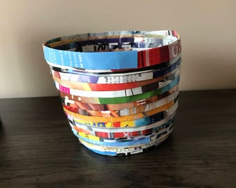 Handcrafted Paper Bowl