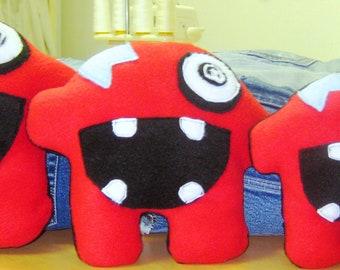 Cuddly Monster