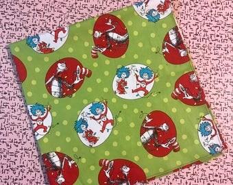 Mr Grinch Christmas Headscarf