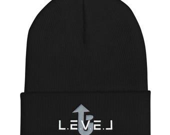 LevelUp Cuffed Beanie