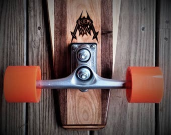Alchemy wwx #1  Longboard hardwood skateboard