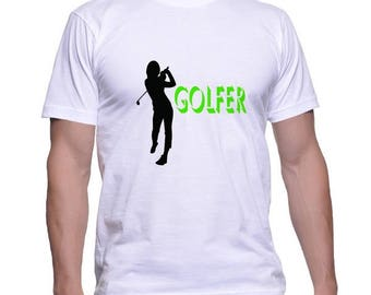 Tshirt for a Golfer