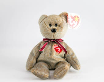 1999 Signature Bear Beanie Baby