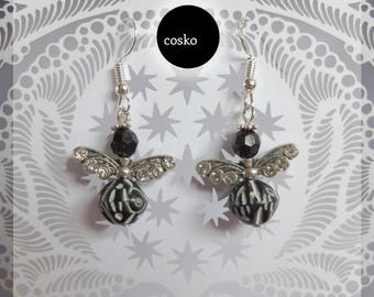 "Earrings ""Angels"""