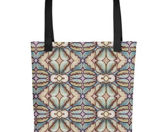 African Cowry Tote bag
