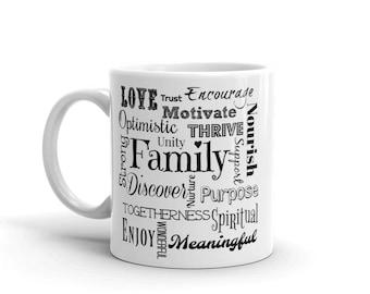 Positive Words on a Mug 4