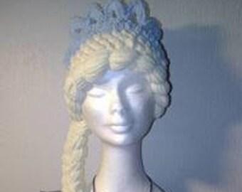 The snow Queen Hat - Child