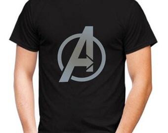 Avengers Logo Shirts, Avengers Logo T-Shirt, Avengers Logo Tee