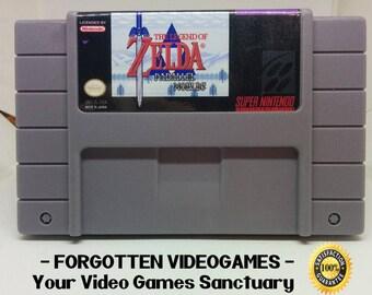 Zelda Parallel worlds ( Remodel )  - SNES Super Nintendo