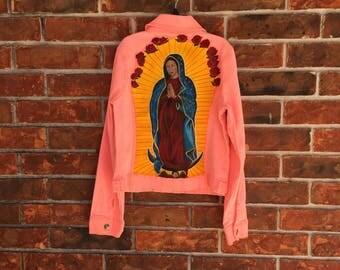 The Virgin Mary Jacket