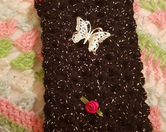 Fingerless gloves, wristwarmers, Gothic, victorian, vintage. Glitter, shimmer, shine, lacy, delicate.