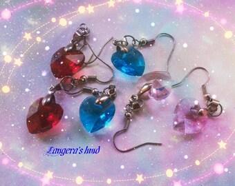 """Earrings """"Hearts"""""""