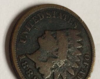 1888 Indian Head Cent / Penny #1