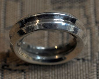 Double Square Ring - Large
