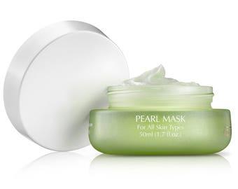 Pearl Mask, Face Mask, Beauty mask, organic Mask