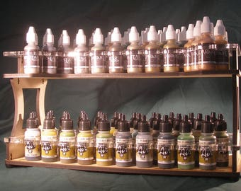 Large Paint Rack for all major paint types