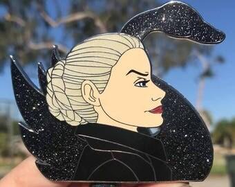 Once Upon a Time Emma Swan Dark Swan Enamel Pin