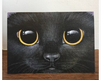 "Greeting Card ""Catnip"""