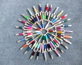 STYLECRAFT Special DK Shade Card PEGS - All 88 Colours
