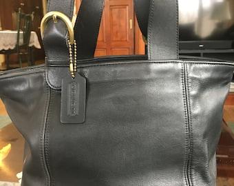 Vintage Coach Soho buckle Bag