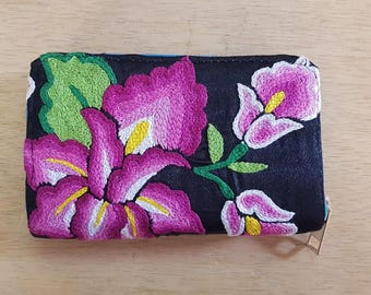Hand-embroidery Wallet
