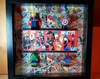 Marvel Frame