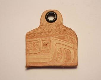 Valet keychain