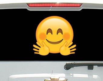 Smiley Emoji Hands