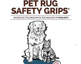 Pet Rug SAFETY GRIPS