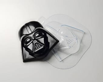 Soap molds, Soap mold, the Form for chocolate, Forms for chocolate, the Icetray, Plastic forms, the Dark lord, Darth Vader, Star wars