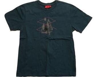 Puma T shirt 90s Vintage - Sz M