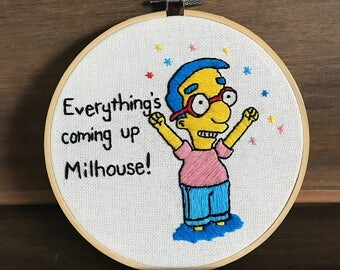 Everthing's Coming Up Milhouse!