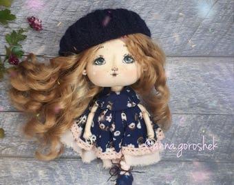 Textile dolls Interior dolls Art dolls Birthday Gifts