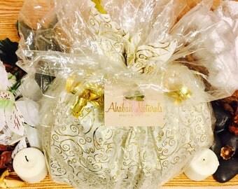 Organic Peppermint Herb Gift Set