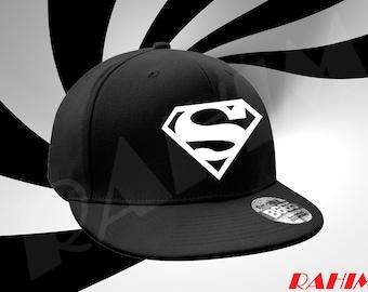 Superman Logo ,Snapback, Baseball cap