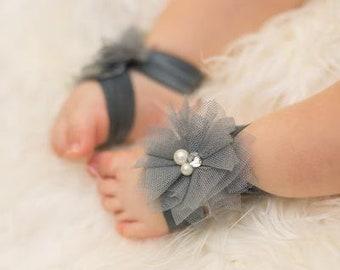 Custom Baby Barefoot Sandals
